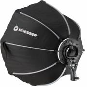 BRESSER Super Quick easy-open Octabox, 65 cm for Speedlite Flashes