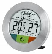 Thermomètre numérique / Hygromètre BRESSER Temeo Hygro Circuitu