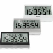BRESSER DCF EU Radio Controlled Jumbo LCD Wall Clock