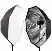 BRESSER SS-23 Paraplu Octabox 60cm