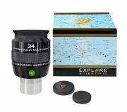 "EXPLORE SCIENTIFIC 68° Ar Eyepiece 34mm (2"")"