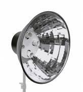BRESSER MM-05 Lampholder with reflector for 4 spiral lamps