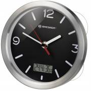 BRESSER MyTime bath RC clock black