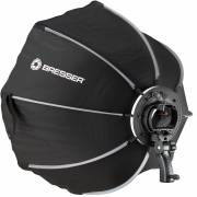 BRESSER Super Quick easy-open Octabox, 90 cm for Speedlite Flashes
