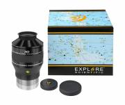 "EXPLORE SCIENTIFIC 100° Ar Okular 30mm (3""/76,2mm)"