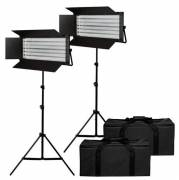 BRESSER MM-09 Daylight Set 7 (6 x 55W)