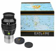 "EXPLORE SCIENTIFIC 82° Ar Oculaire 6,7mm (1,25"")"