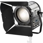 BRESSER SR-2000B Fresnel Lampada LED bicolore + DMX + raffreddamento del motore