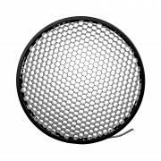 BRESSER M-19 Griglia Nido d'ape per Riflettore M-07 18,5 cm