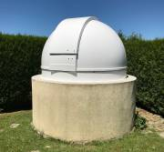 PULSAR 2.2 METRE OBSERVATORY SHORT HEIGHT