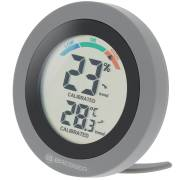 BRESSER Circuiti Neo digitales Thermometer und Hygrometer