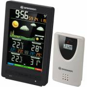 BRESSER ClimaTemp WS weather station with colour display