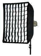 BRESSER SS-8 High Grade Softbox with grid 80x120 cm