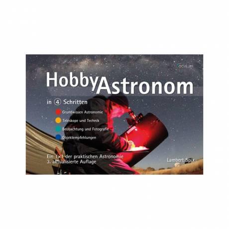 OCULUM VERLAG - Hobby-Astronom in 4 Schritten (Deutsche Ausgabe)