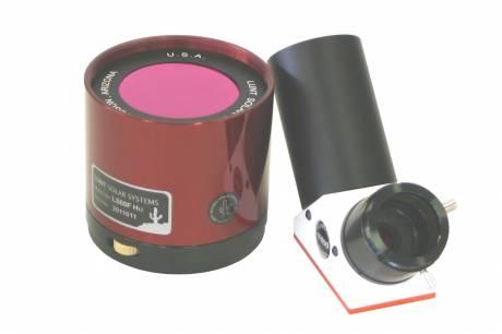 LUNT LS60FHa/B1800d2 H-alpha solar filter