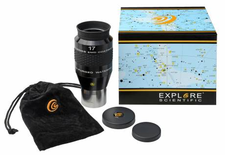 EXPLORE SCIENTIFIC 92° LER Eyepiece 17mm