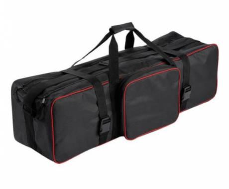 BRESSER BR-B98 gepolsterte Studiotasche 98 x 29 x 29 cm mit herausnehmbaren Trennwänden