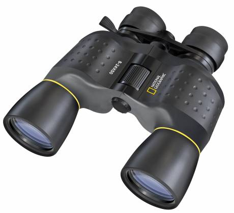 NATIONAL GEOGRAPHIC Binocolo Zoom 8-24x50