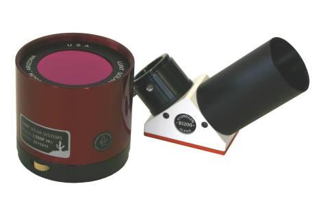 LUNT LS60FHa/B1200d2 H-alpha solar filter