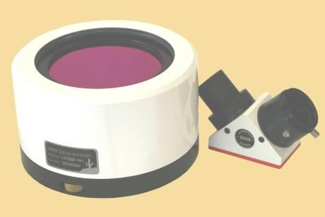 Filtro solar H-Alpha LUNT LS100FHa/B600d1