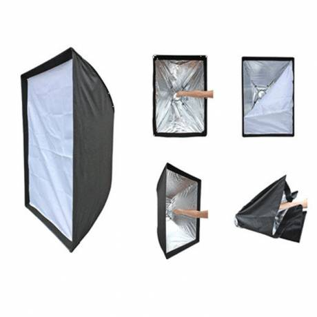 Softbox de type parapluie BRESSER SS-10 80x120cm