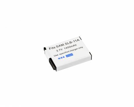 BRESSER Batterie de rechange Lithium-Ion pour Samsung SLB-11A