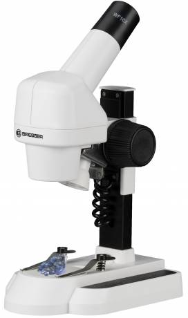 BRESSER Junior Microscope with 20x Magnification