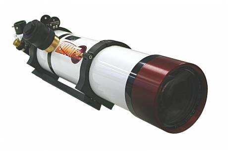 Lunt 100mm Ha B1800 BF Feather-Touch Telescopio