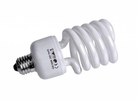 BRESSER JDD-6 ampoule en spirale lumière du jour E27/40W