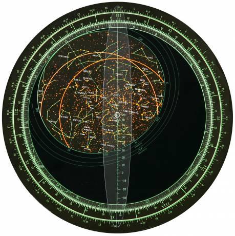 BRESSER Mappa stellare girevole