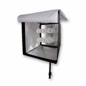 BRESSER MM-16 Lampholder pour 6 lampes en spirale