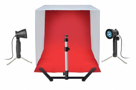 BRESSER BR-2118A Product Shooting Kit 50x50x50cm