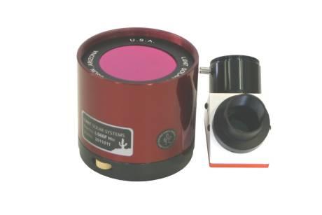 Filtre solaire H-alpha LUNT LS60FHa/B1800d1
