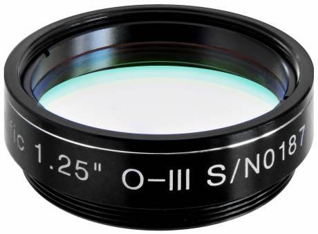 Filtre pour Nébuleuse O-III 1,25'' EXPLORE SCIENTIFIC 12nm