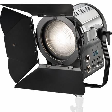BRESSER SR-1000AB LED Fresnel Spotlight BI-Color + DMX + Kühlung