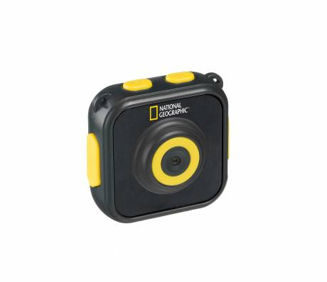 NATIONAL GEOGRAPHIC HD 720P Action Camera Pioneer 1