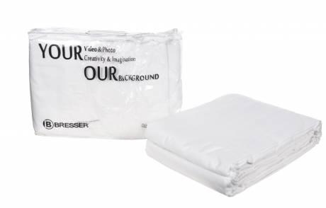 BRESSER Y-9 Background Cloth 2.5x3m white