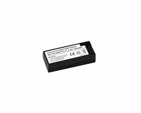 BRESSER Lithium-Ionen Ersatzakku für Sony NP-FC11