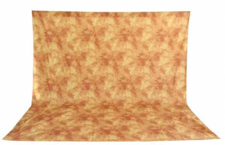 BRESSER BR-6104 washable Background Cloth with Pattern 3x6m