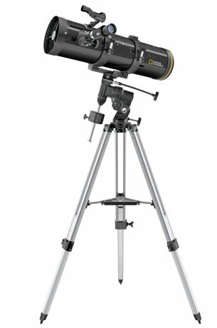 NATIONAL GEOGRAPHIC Télescope Newton 130/650 Sph.