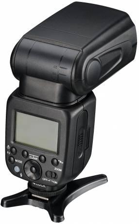 BRESSER BR-600RT-CN Aufsteckblitz für Canon und Nikon Kameras