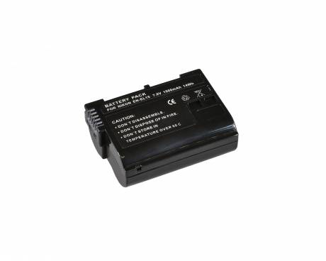 BRESSER Lithium Ion Replacement Battery for Nikon EN-EL15