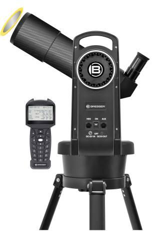 BRESSER Automatik 80/400 Goto Teleskop Starter Set