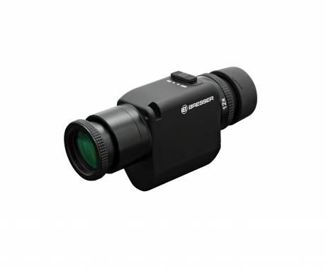 Fernglas Mit Zoom Und Entfernungsmesser : Bresser zoom monokular mit bildstabilisator