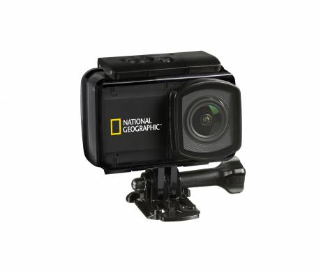 NATIONAL GEOGRAPHIC 4K Ultra-HD 30fps WLAN Action Camera Explorer 4