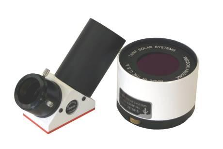 LUNT LS50FHa/B1800d2 H-Alpha Sonnenfilter