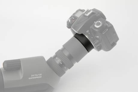 BRESSER Fotoadapter Canon EOS für Condor Spektive