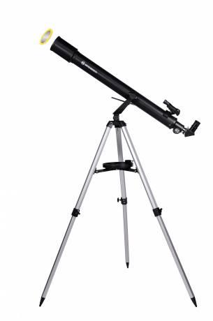 BRESSER Sirius 70/900 AZ Refractor Telescope with Smartphone Camera Adapter