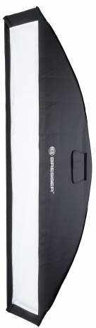 BRESSER SS-9 Softbox High Grade 60x140cm mit Wabe