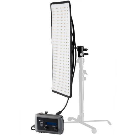 BRESSER CB-68A Bi-Color flexible LED-Leuchtmatte 68W 52x26cm
